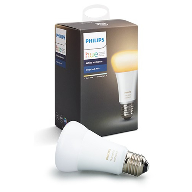 Philips Hue WA 9.5W A60 E27 AU/NZL/SG/HK (4 in a box) Image