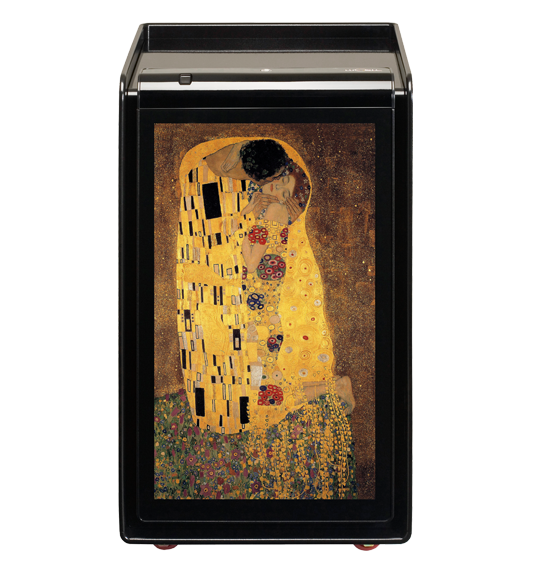 Kiss by Gustav Klimt Image